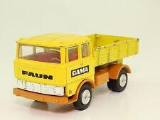 GAMA MINI 9291 - FAUN LKW Kipplaster Kipper gelb