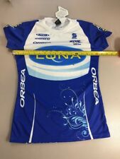 Squadra Castelli Luna Womens Cycling Tech T Shirt Size Small S (5500-12) 6f8a7aa82