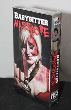 Babysitter Massacre VHS - 2017 VHS-Fest Edition