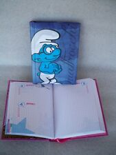 MINI DIARIO 12 MESI I PUFFI THE SMURFS