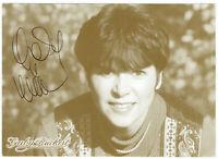 Gaby Rückert - hand signed Autograph Autogramm  Autogrammkarte original signiert