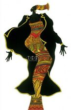 Ebony 2 Limited Edition 1000 Released 1997 by Charles Bibbs