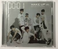 BTS WAKE UP CD DVD First Limited Edition Type B Official goods Bangtan Boys