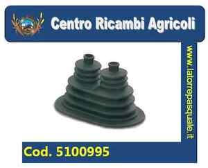 5100995 CUFFIA LEVA CAMBIO TRATTORE FIAT NEW HOLLAND 570-580-670-680 ECC