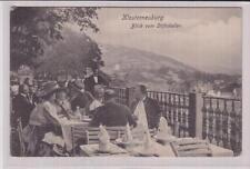 AK Klosterneuburg, Blick vom Stiftkeller, 1911