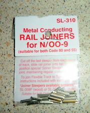 Peco Rail Joiners SL-310 N/OO-9