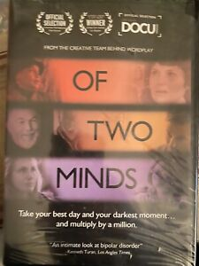 Of Two Minds by Douglas Blush Dvd Brand New Sealed