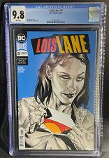LOIS LANE #8 CGC 9.8 MIKE PERKINS COVER A BOX27