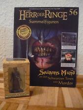 Herr der Ringe-Figur: Saurons Mund (Nr. 56)  in OVP mit Heft