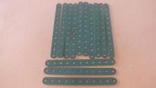 (99) Märklin Metallbaukasten 13x 10011 Flachband (2)