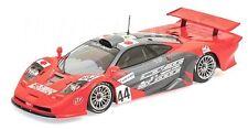 530133744 McLaren F1 GTR equipo alondra 24hle Mans 1997 1 18 Minichamps