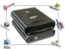 Iomega rev 35gb USB 2.0 external Drive unidad de datos de copia de seguridad