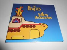 BEATLES - YELLOW SUBMARINE - ALBUM SAMPLER  (AUDIO CD) Promo Only