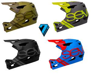 Full Faced Helmet   7iDP Project 23 ABS   MTB Mountain Bike Enduro Downhill DH
