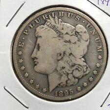 1895-O  MORGAN SILVER DOLLAR NICE COIN