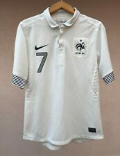 PLAYER ISSUE FRANCE 2012 AWAY FOOTBALL SOCCER SHIRT JERSEY CAMISETA RIBERY NIKE