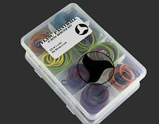 DLX Luxe 5x color coded o-ring rebuild kit by Flasc Paintball