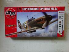 Submarino Spitfire Airfix Starter Kit 1:72 [Pinturas, Cemento, Cepillo incl]
