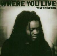 Tracy Chapman - Where You Live [CD]