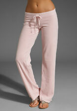 JUICY COUTURE PINK BRIDE TO BE SWEATPANTS SMALL