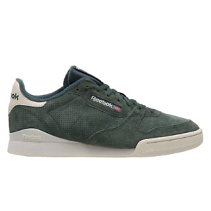 Reebok Phase 1 MU Men's Chalk Green Low Athletic Casual Lifestyle Sneakers Shoes
