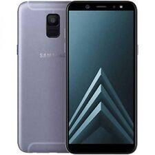 Samsung Galaxy A6 SM-A600F móvil 32GB 4G Desbloqueado Android 3GB Ram Lavanda Nuevo