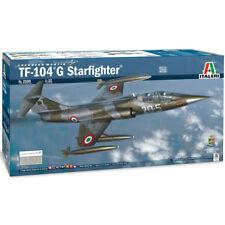 ITALERI TF-104 G Starfighter 2509 1:32 Aircraft Model Kit