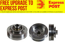 Romac Steel Harmonic Balancer Suit Ford Falcon EF-AU 6 Cyl, 6 Groove Serpentine,