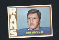 NM 1972 Topps #337 Tom Mack.