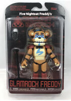 Five Nights At Freddy's - Security Breach GLAMROCK FREDDY  Funko, Action Figure