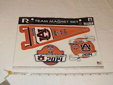 Auburn university football Rose bowl Tigers 2014 magnets team set National Rico