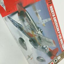 Airfix North American P-51D Mustang Plane Model Kit 1:72 NEW
