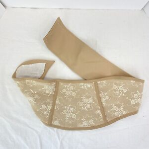 Maternity Band Back Belly Support Style Nude Small Medium Boppy Lace