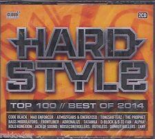 Hardstyle Top 100 - Best of 2014 - Code Black, Tatanka u.a. (2 CDs, NEU! OVP)