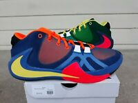 Nike Zoom Freak 1 What The Roots Multi Color Giannis CT8476-800 size 8