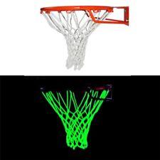 Indoor Outdoor Sports Replacement Luminous Basketball Hoop Goal Rim Net Nylon