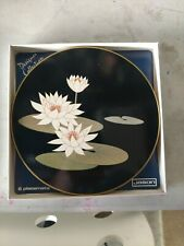 Vintage Jason Cork Table Placemats, Lily Pad - Set of 6