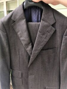 Brown Wool Suit MJ Bale