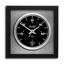 Speedometer Art Print Wall Clock Peugeot 404