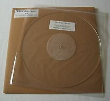 SRM TECH CLEAR ACRYLIC TURNTABLE PLATTER MAT FOR AUDIO TECHNICA LP120