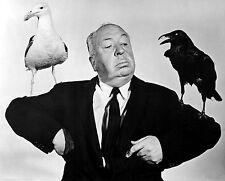 ALFRED HITCHCOCK THE BIRDS 8X10 GLOSSY PHOTO PICTURE IMAGE #2