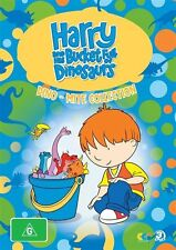 C1 NEW Harry And His Bucket Full Of Dinosaurs - Dino Mite Collection : Season 1