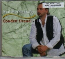 (BB915) Paul Sterkenburg, Gouden Draad - CD