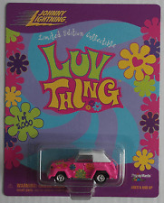 "Johnny Lightning – VW 181 Thing pink ""Luv Thing"" Neu/OVP"