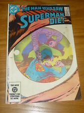 SUPERMAN Comic - 1st Series - No 399 - Date 09/1984 - DC Comics