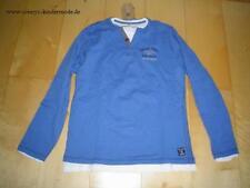 été 2013 So 13 - doppel-langarmshirt, bleu V.GARCIA taille gr.140-176
