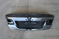 SEIBON 07-13 BMW 3/M3 2D Carbon Fiber Trunk Lid CSL E92