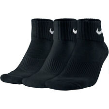Nike calcetines deportivos 3ppk cushion Quarter m - 0884726565049
