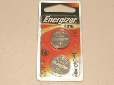 Twin Pack GENUINE ENERGIZER CR2016 lithium 3v battery cr 2016 EXPIRE 2023  2 pcs
