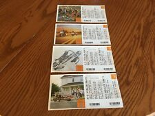 HARLEY DAVIDSON 105TH ANNIVERSARY DEALER EXCLUSIVE TICKET PACKAGE
